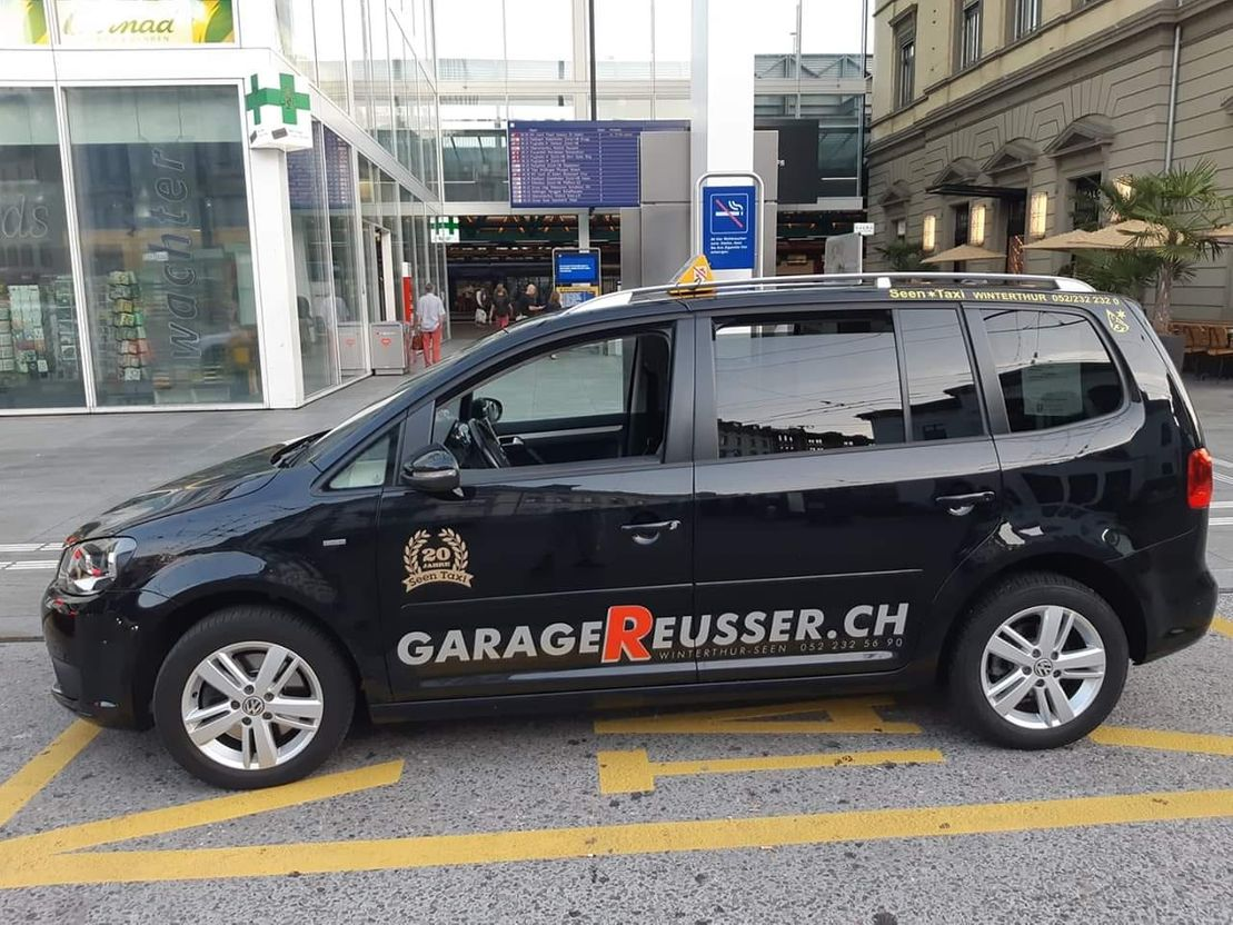 Seen-Taxi Winterthur - VW
